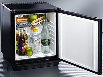 Dometic Mini Kühlschrank : Dometic silencio ds fs l schwarz minicool freistehend mini