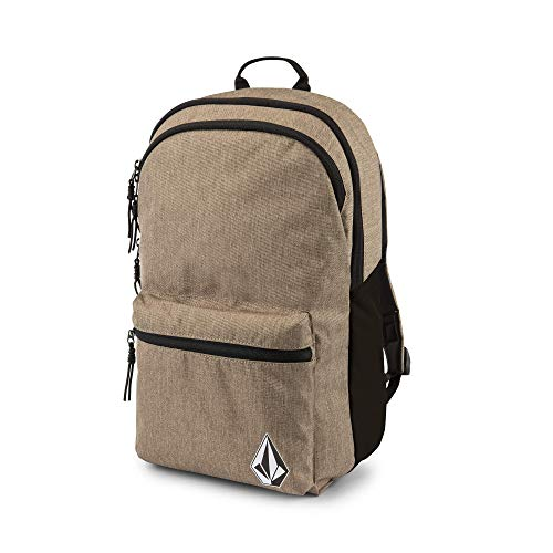 (Volcom Young Men's Academy Backpack Accessory, sand brown, ONE SIZE FITS ALL)