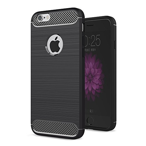 TPU Case Housse Coque | douce en silicone TPU | Fine de Protection Coque de protection | Carbo nfibre | Cover Armor slim Housse