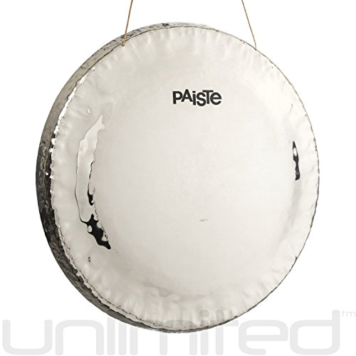 Paiste Symphonic Gong on Square Stand with Mallet Combos ()