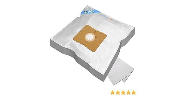 20 Bolsas Para Aspiradoras Solac AB 2701 New Springtec: Amazon.es ...