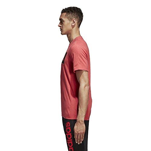 Adidas ESS chestlogo T–Chaussures Sportives, homme, blanc, (hirerm)
