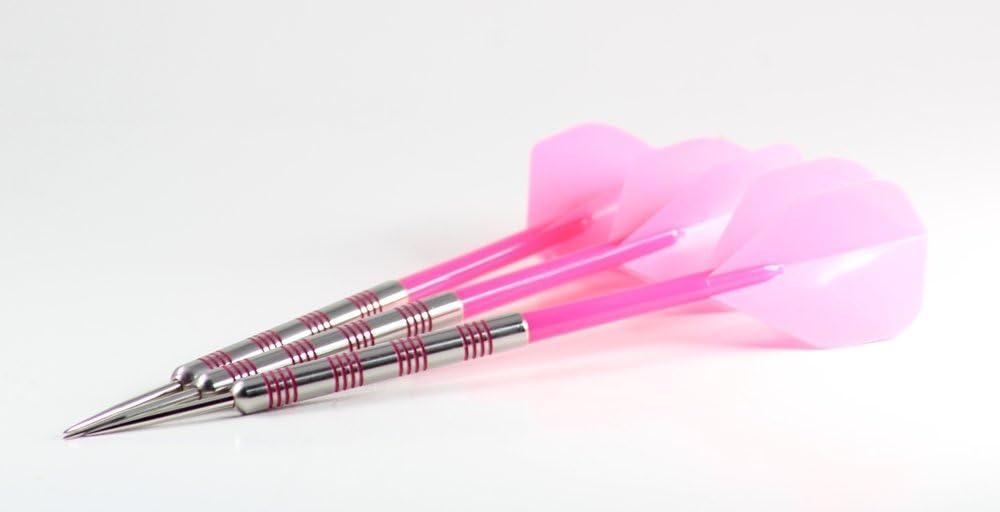 Designa Darts Pink Ladies S3 18g 20g Barrels only 85/% Tungsten Soft Dart Pfeil