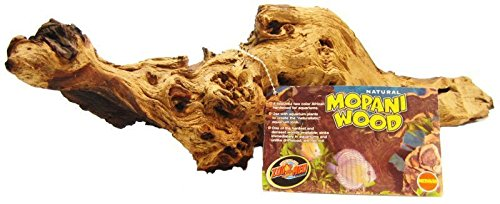 (Zoo Med Mopani Wood Aquarium Tag 6-8in)