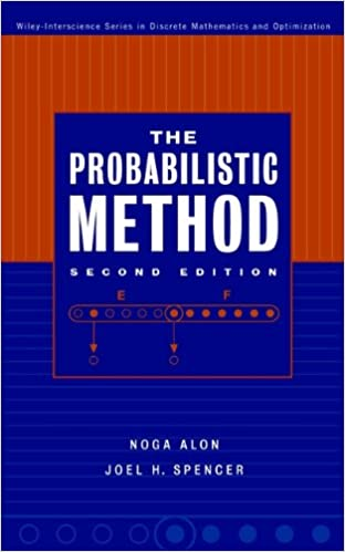 Combinatorics website for free books best sellers ebook library the probabilistic method wiley series in discrete mathematics and optimization 0471370460 pdf by noga alon fandeluxe Choice Image