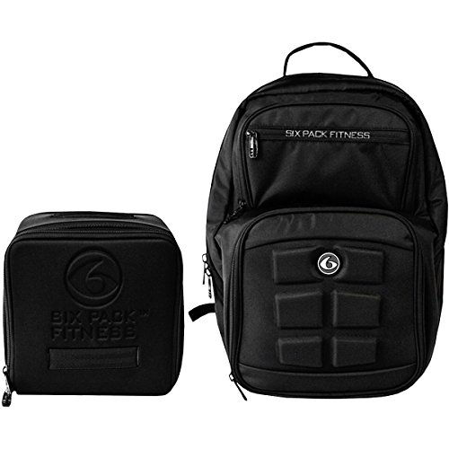 6 Pack Fitness Expedition 300 Stealth Black Bag BLACK by 6 Pack Fitness (Image #7)