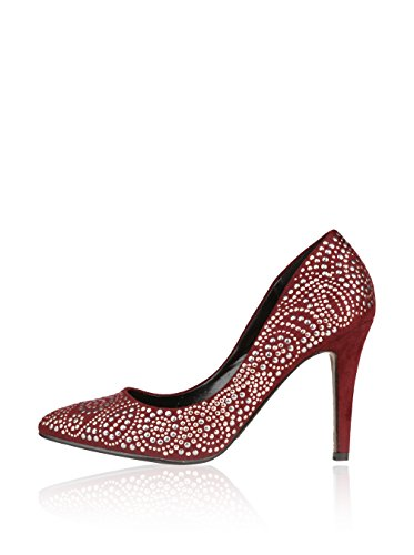 Ana Lublin Women's Tove Court Shoes Red HG9ENjTn