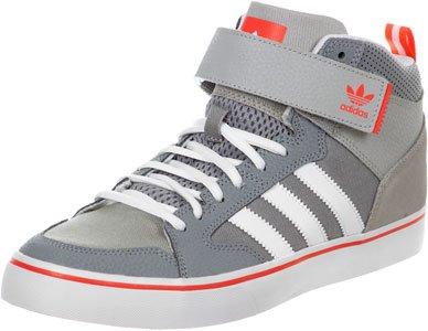 Zapatillas adidas – Varial 2.0 Mid Gris/Gris/Rojo Solar 44 2/3
