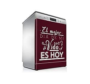 setecientosgramos Vinilo Lavavajillas | Stickers Dishwasher | Pegatina Lavavajillas | Es Hoy