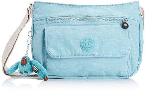 Kipling Women's Syro Shoulder Bag Starlight Blue