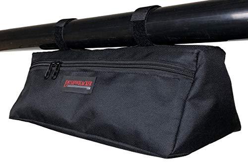 Bushwhacker UTV Medium Triange Bag for Roll Bar Dimensions 14