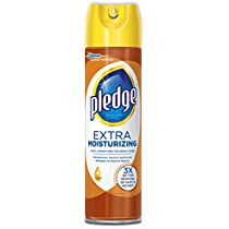 Pledge Furniture Spray Extra Moisturizing, 275g