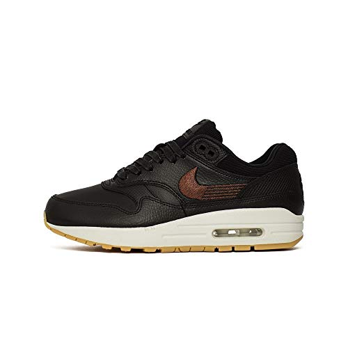 PRM Air WMNS Multicolore Nike Black Chaussures 1 Yellow de Femme 001 Summit Max White Black Gymnastique Gum zCIxqx5w