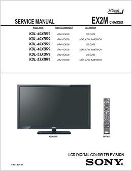 Sony bravia kdl-46xbr9 manuals.