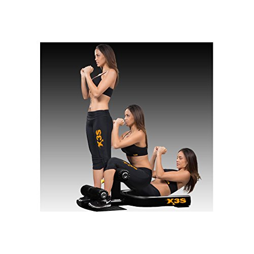 X3S Black Exercise Bench