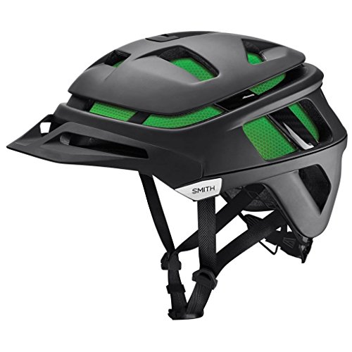 Cheap Smith Optics Forefront MIPS Adult MTB Cycling Helmet – Matte Black / Small