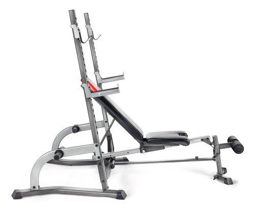 Bowflex Treadclimber Fold Up: Bowflex Fold Up Olympic Bench