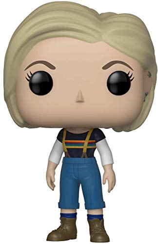 Funko Pop Television: Doctor Who - Thirteenth Doctor Collectible Figure, Multicolor, Standard