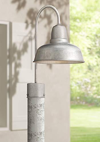 Industrial Outdoor Light Post