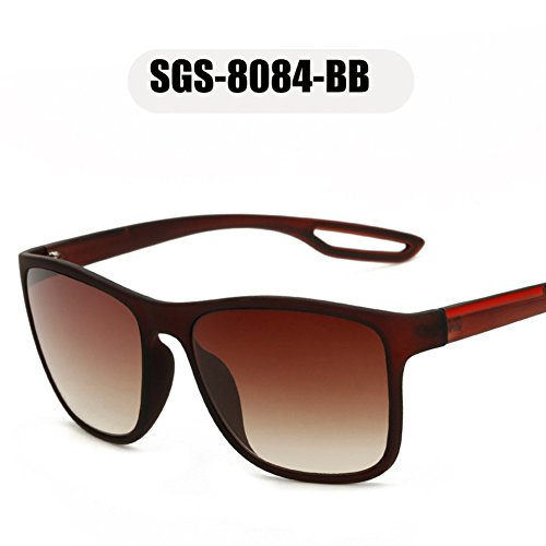 Brown Brown soleil de Lunettes pour hommes Box OMAS AxaBZqwnW