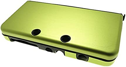 Amazon.com: GREEN New Nintendo 3DS Case for New 3DS N3DS ...
