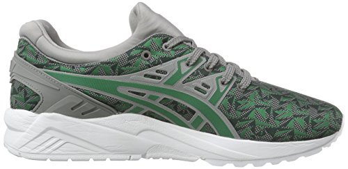 8484 kayano Baskets green Mixte Vert Basses green Gel Asics Adulte Evo Trainer Aq66Pw