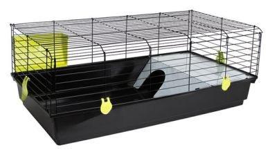 VOLTREGA 001536N1 Jaula para Conejos: Amazon.es: Productos para ...