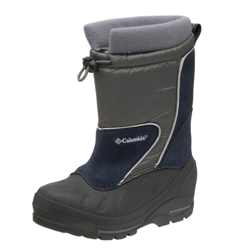 Columbia Toddler/Little Kid TBC1120 Bugabarn Too Jr. Boot,Columbia Navy/Oyster,10 M Toddler