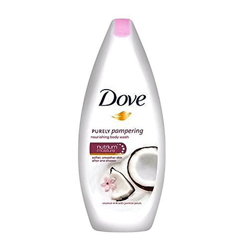 Dove Body Wash With Coconut Milk And Jasmine Petals(500ml) 1631204 (Jasmine Wash Coconut Body)