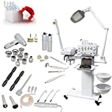 LCL Beauty 11-in-1 Elite Series Multifunction Diamond Microdermabrasion Facial Machine Salon Spa Beauty Equipment (No Bed)