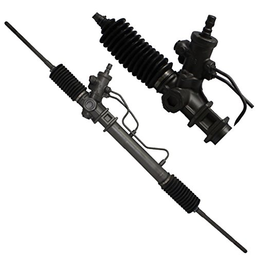 Detroit Axle Complete Power Steering Rack & Pinion Assembly for 1993-2002 Toyota Corolla & Chevy ()