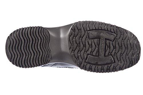 Hogan zapatos zapatillas de deporte niña en piel nuevo interactive h flock altra