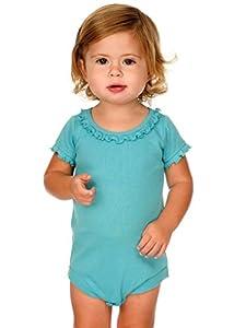 Kavio! Infants Sunflower Short Sleeve Onesie