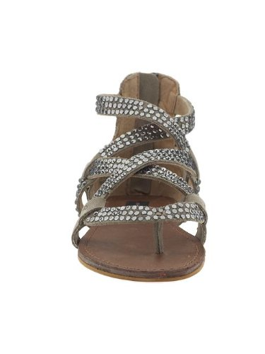 Steven by Steve Madden Women's Sariah Sandal,Metallic Multi,7.5 M US