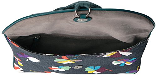 Camuto Floral Ree Vince Clutch Dark 0FXxqwTC