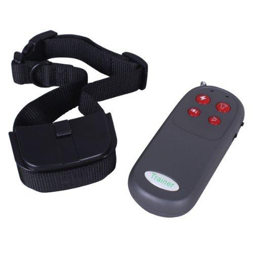 RioRand Remote Control No Bark Training Shock Collar for Dog