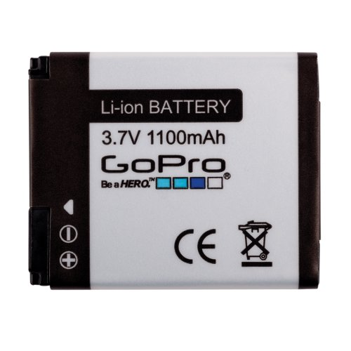 GoPro AHDBT 002 Rechargeable Discontinued Manufacturer