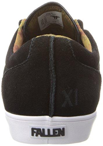 FALLEN CHIEF XI BLACK/DIY CAMO THOMAS Signature Skate Shoes