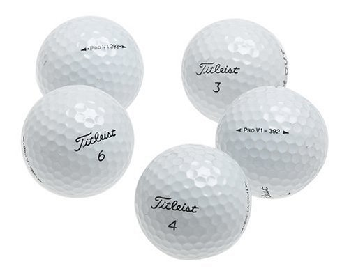 Nitro Titleist Pro V1 AAA Recycled Golf Balls (36 Pack)