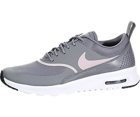 Nike Women's Air Max Thea Low-Top Sneakers, Black
