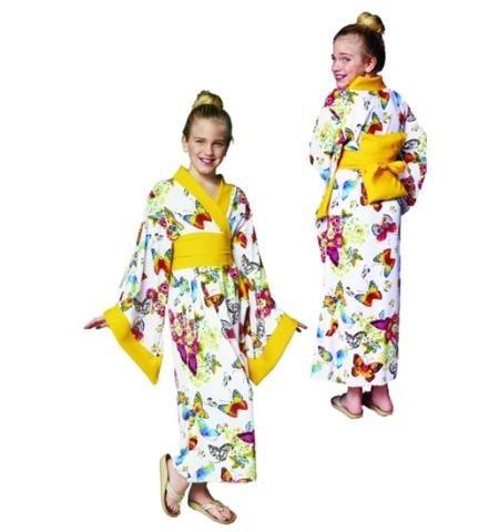 RG Costumes Geisha Costume, Small Child, (Geisha Costume Kids)