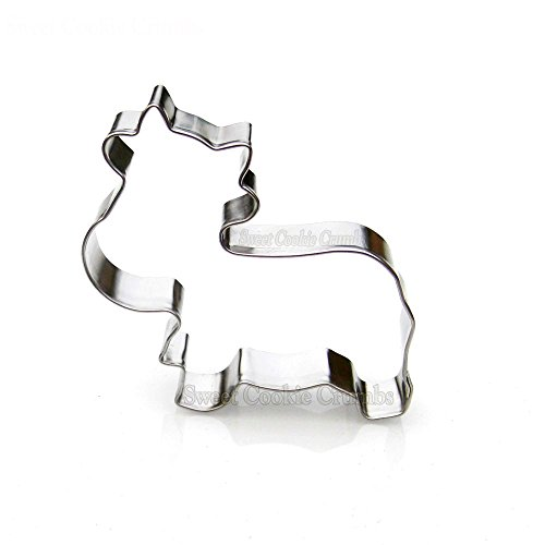 Cow Cookie Cutter - Cow Cookie Cutter- Stainless Steel
