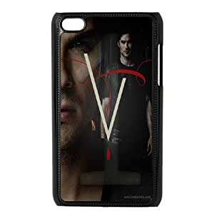 CHENGUOHONG Phone CaseTV Show the vampire diaries Series FOR IPod Touch 4th -PATTERN-19