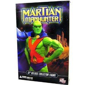 The Question Dc Costume (Martian Manhunter 13