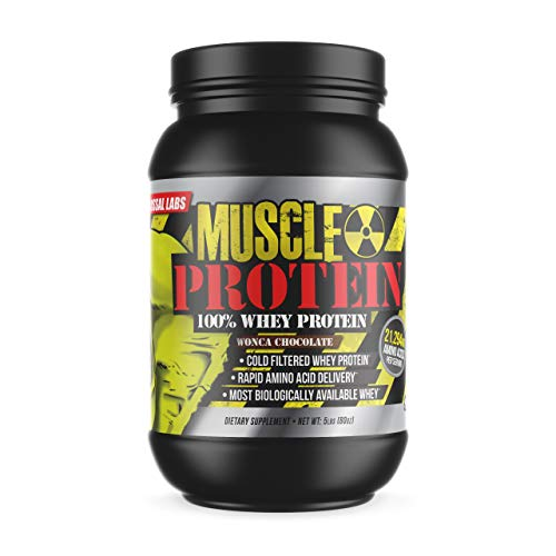Colossal Labs Monster Muscle Protein 5LB, Wonca Chocolate
