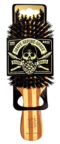 Grave Before Shave Beard Brush product image