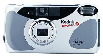 Amazon.com : Kodak KE60 Easy Load 35mm Camera : Point And Shoot Film ...