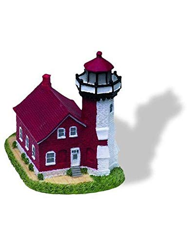 Scaasis Originals, MI Lighthouse Eagle Harbor Figurine