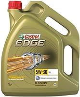 Castrol EDGE Motoröl Titanium FST 5W-30 LL, 5L