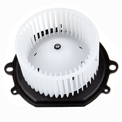 OCPTY A/C Heater Blower Motor ABS w/Fan Cage Air Conditioning HVAC Replacement fit for 1996-2007 Replacement fit ford Taurus/1996-2005 Mercury Sable